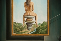 BALANCE-oil-on-canvas41x56cm.2011